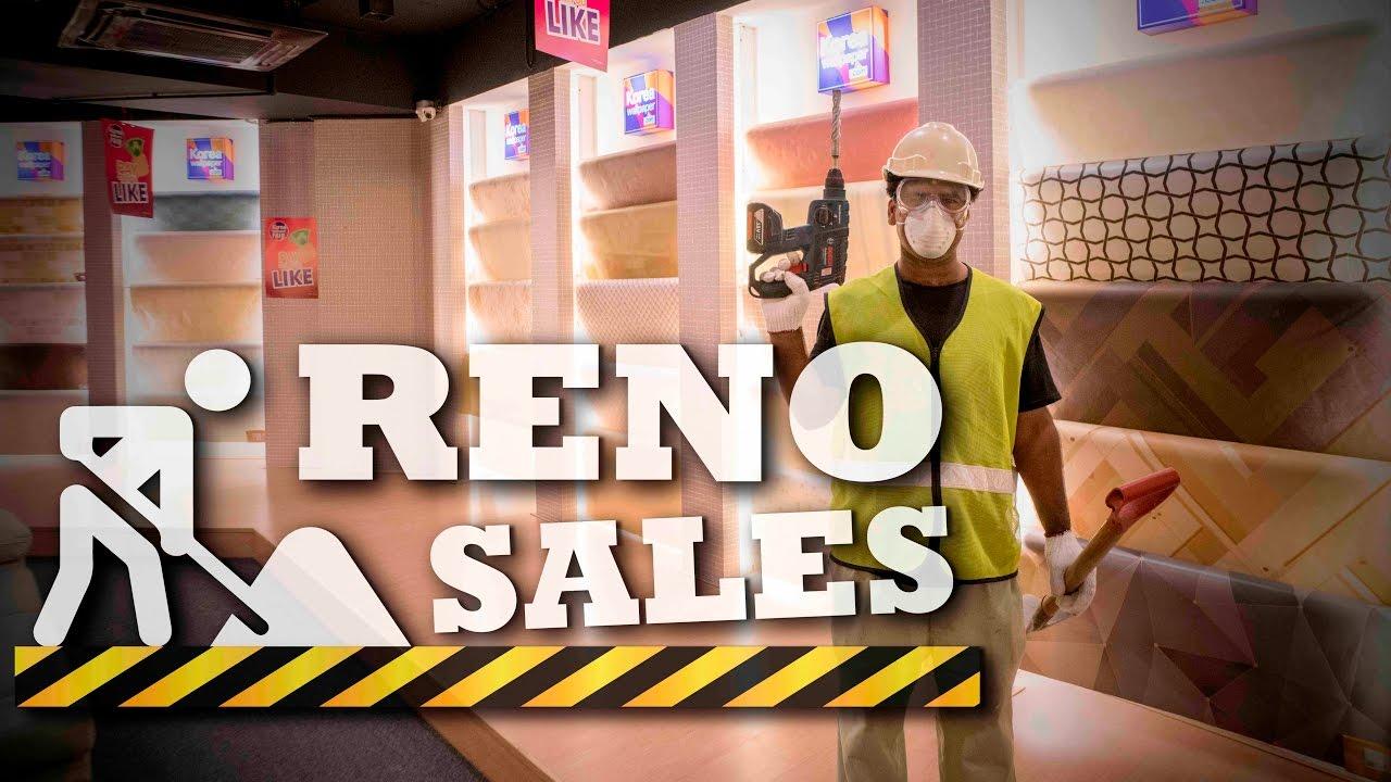 KOREA WALLPAPER Reno Sales