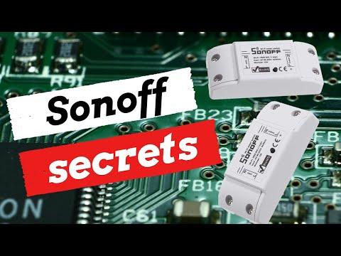 Sonoff Secrets