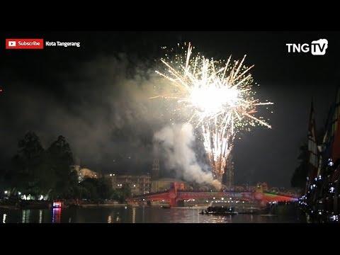 Pembukaan Festival Cisadane Tahun 2018 [Tangerang TV]
