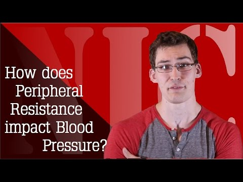 NIC 32b: How does Peripheral Resistance impact BP?