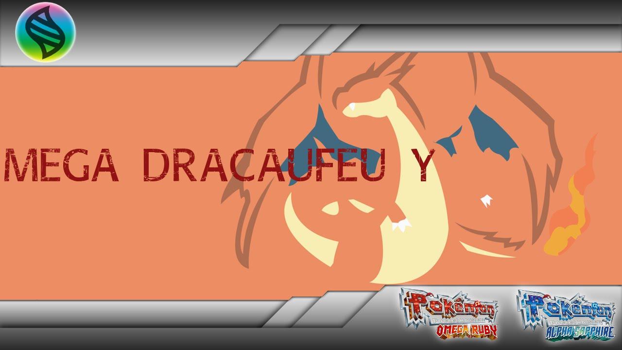 Pokémon Oras Set Méga Charizard Y Dragon Dance