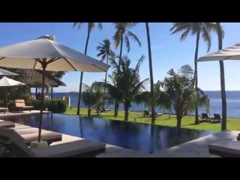 Follow me around the world  'Kubu Indah Dive & Spa Resort Bali' [Vlog #16c 1miosteps]