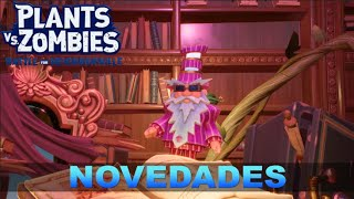¡LLEGAN NOVEDADES! - Plants vs Zombies: Battle for Neighborville