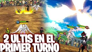 🤣¡WHEN CARGA 2 ULTIS en el PRIMER TURNO!🤣 Seven Deadly Sins: Grand Cross