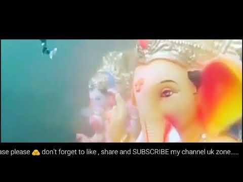 Ganpati Visarjan 2018 | Special Song Tripurasur Aisa Koi Shiv Shankarala Tope
