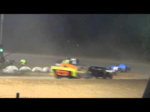 I-30 Speedway IMCA Feature - Randy Weaver