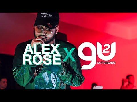 ALEX ROSE - MIX #01 [2018] by GotUrbanoDOS