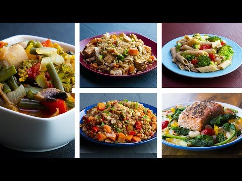 5 High Protein Dinner Recipes For Weight Loss