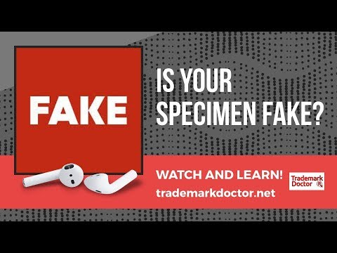 What if I Submit a Fake Specimen In My Trademark Application?