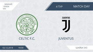 Celtic F.C. 3:5 Juventus, 4 тур