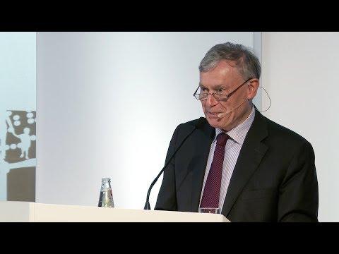 Prof. Dr. Horst Köhler: Politische Risiken der wirtschaftlichen Instabilität in Europa