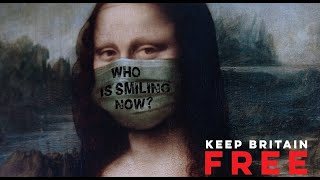 We Will Not Be Silenced - Keep Britain Free