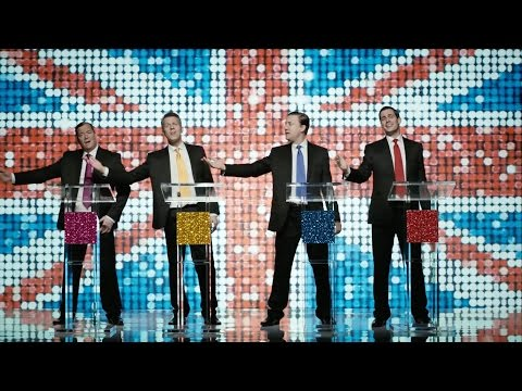 10 Best Ads - UK General Election 2015