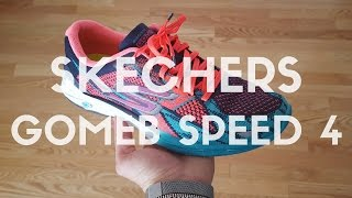 Skechers GOmeb Speed 4- Tested & Reviewed