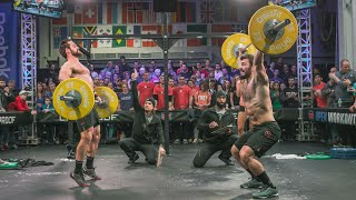 Froning vs. Fraser-CrossFit Open Workout 15.1 Live Announcement