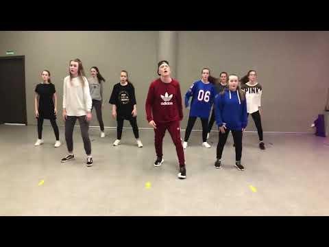 Егор Крид - Семья сказала  dance horeo   sho style