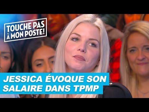 Jessica (Les Marseillais) évoque son salaire dans TPMP