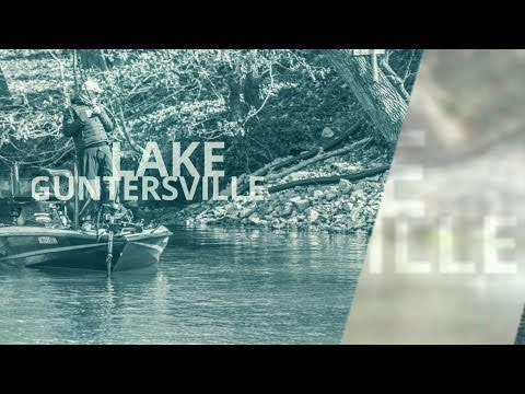 2017 FLW TV | Lake Guntersville