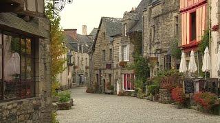 Patrimoine : Rochefort-en-Terre, le village préféré des Français
