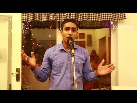 Poetry Open Mic - Shivansh Kandpal - Jashn Hai