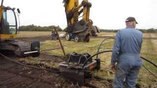 SIWI Slangeplov til store jordvarme projekter