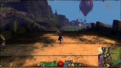 Guild Wars 2 : How to get to Southsun Cove from Gendarran Fields