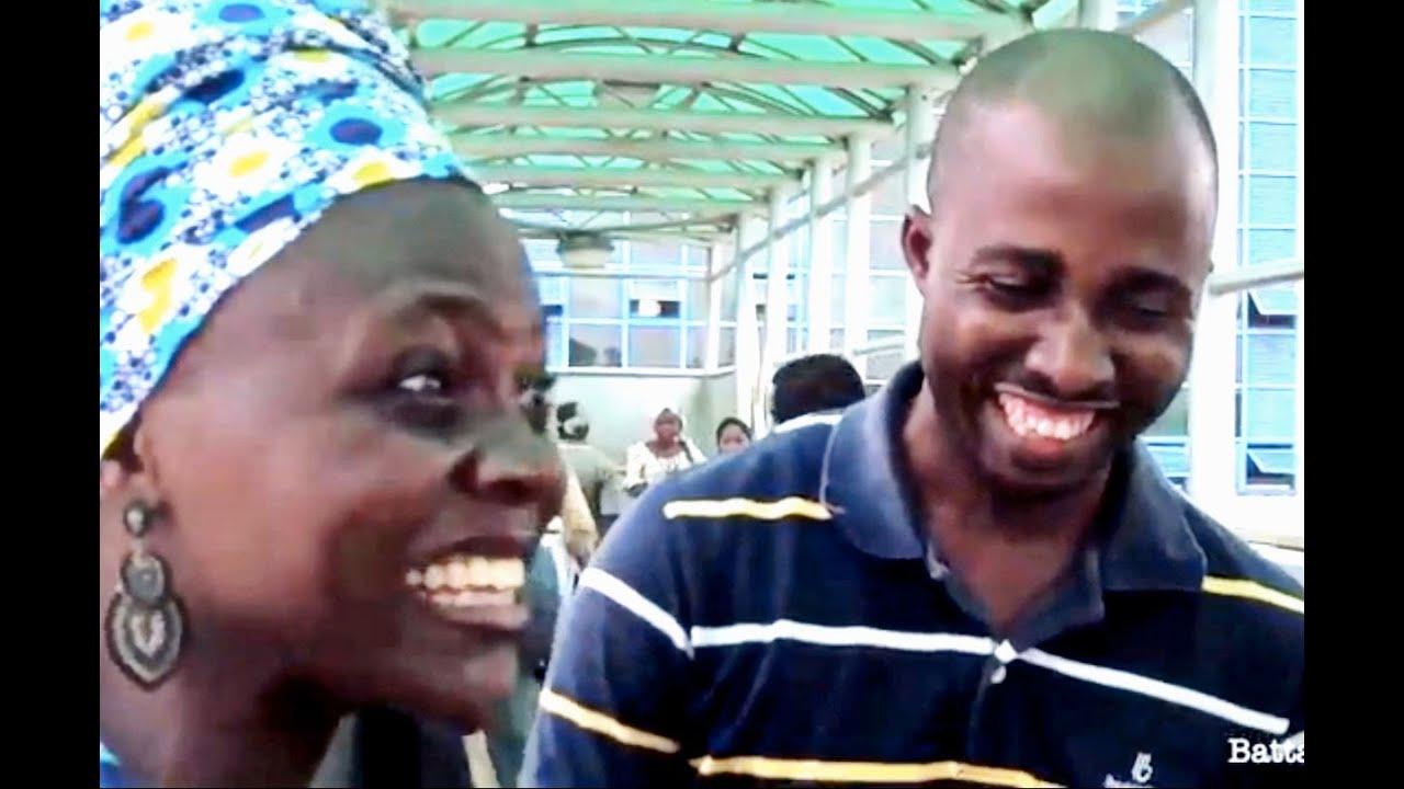 Why Do Nigeria Men Like Big Women Nigerian Comedy Gist -5513