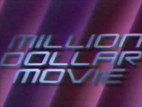 "WPVI TV Channel 6 (Philadelphia PA) - ""Million Dollar Movie"" Intro - 1990"
