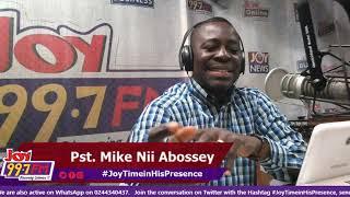 Joy Time in His Presence - JoyFM (17-1-19)