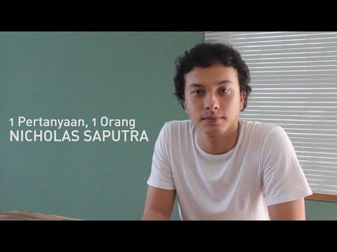Sorgemagz.com - 1 Pertanyaan, 1 Orang l Nicholas Saputra