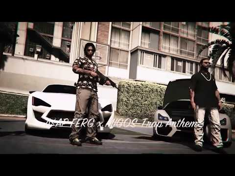 GTA 5 A$AP FERG x MIGOS- Trap Anthem
