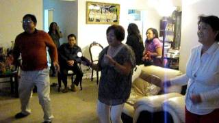 NON tito and tita USA dancing with Crazy Little Thing Called Love JUST DANCE 3 ps3