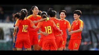 AFC Women's Olympic Qualifying Tournament: Chinese Taipei 0 - 5 China PR : Highlights