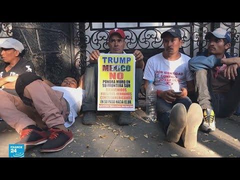 إدارة ترامب ستحرم المهاجرين غير الشرعيين من حق اللجوء  - 10:55-2018 / 11 / 9