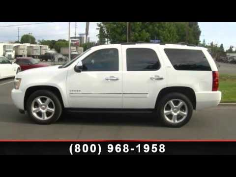 2010 Chevrolet Tahoe - Used Hondas USA - Bellflower, CA 907