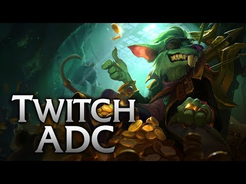 Kingpin Twitch ADC - League of Legends Commentary