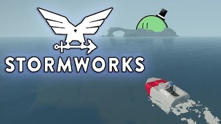 Stormworks: Build and Rescue | Boating Simulator 2018