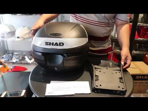 Kirim Box & Bracket Vario SHAD SH29