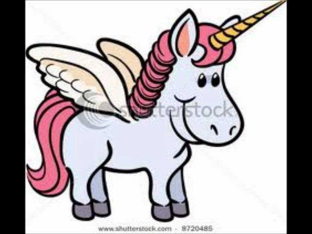 Unicorns i love them.. doo doo la la la ITS SO FLUFFY IM GONNA DIE!