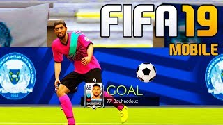 FIFA 19 MOBILE BETA (by ELECTRONIC ARTS) Android Gameplay Trailer