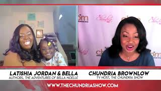 Latishia Jordan and Bella Talk About Their New Book 'The Adventures of Bella Noelle'