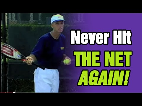 Thumbnail: Tennis - Never Hit the Ball in the Net Again | Tom Avery Tennis 239.592.5920