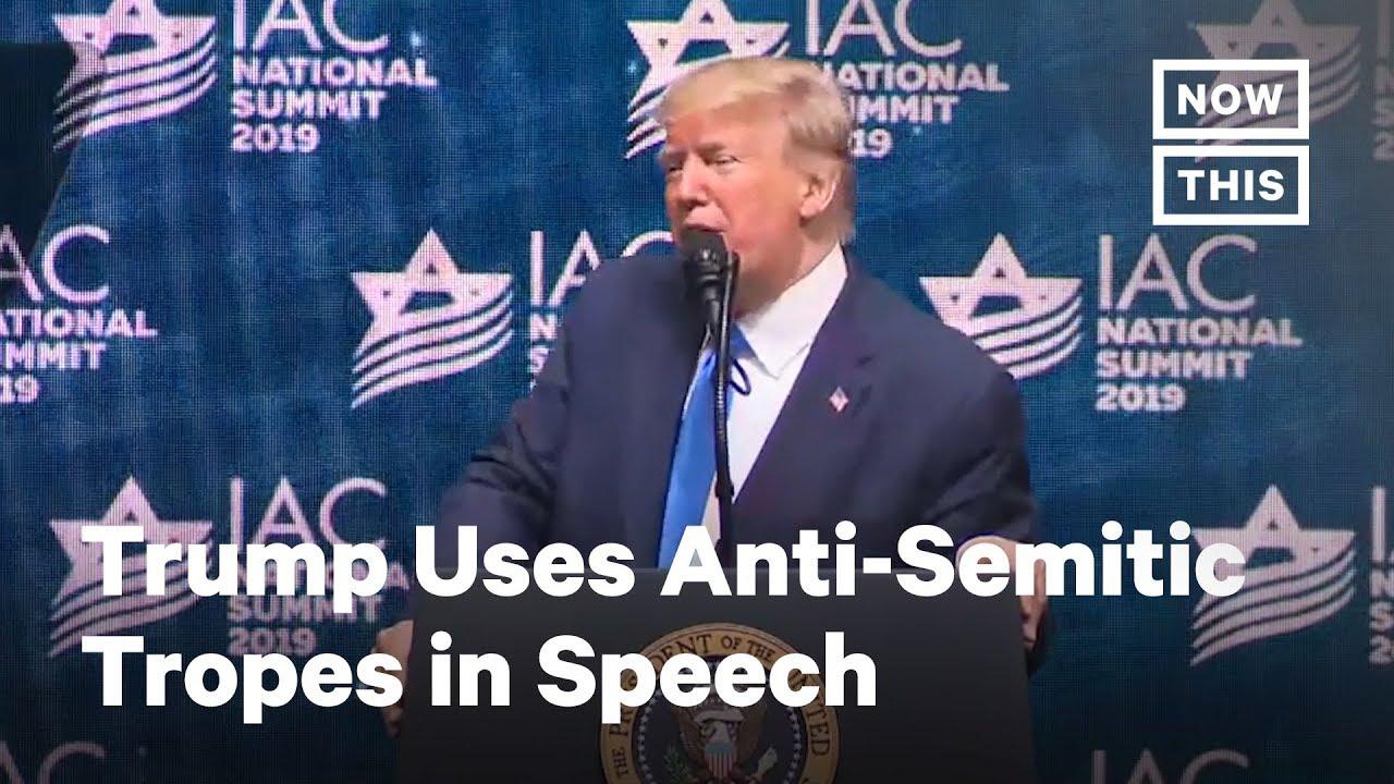 Resultado de imagen de Trump Jews Summit