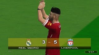 PES 6 ONLINE | PES vs MAN | Gameplay PC