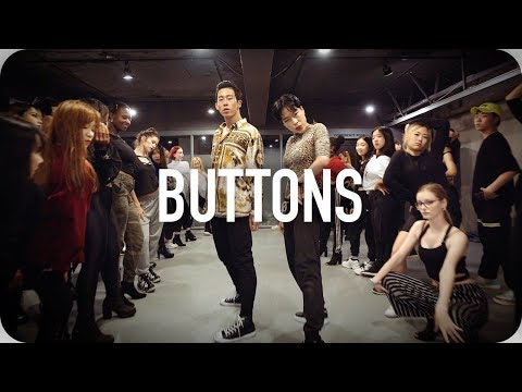 Buttons - The Pussycat Dolls ft. Snoop Dogg / Hyojin Choi X Gosh Choreography