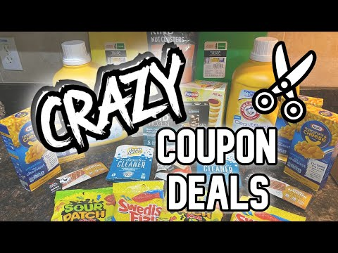CRAZY COUPON DEALS | Couponing at Walmart and Target | FREEBIES AND MONEYMAKERS!