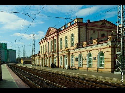 Trainz 19    поезд №360  Новочеркасск - Ростов на Дону