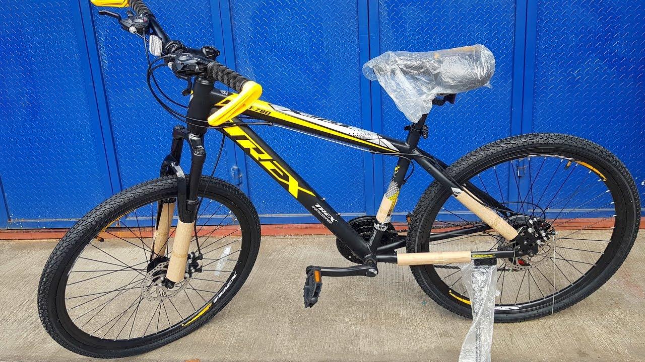 Sepeda Gunung MTB TREX Harga OK Mantap MTB Shiming