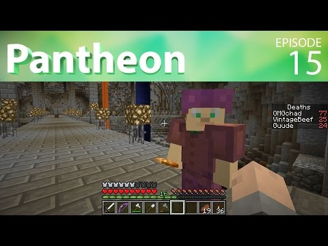 Minecraft Pantheon with Beef & Guude: Episode 15 thumbnail