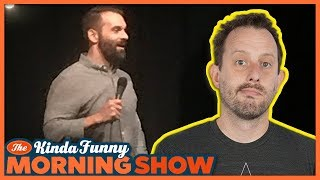 Nick's Standup and Gambit Movie News w/Geoff Ramsey - The Kinda Funny Morning Show 01.12.18